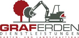 Graf Erden- und Dienstleistungen | Garten und Landschaftsbau - Logo